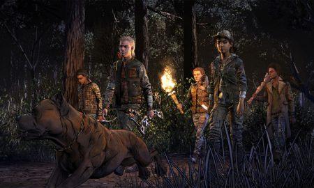 The Walking Dead Episode 3 Broken Toys