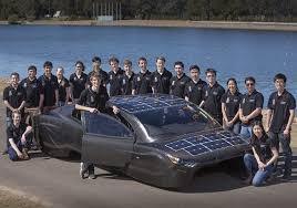 Violet è l'auto solare che ha battuto il record mondiale di autonoma 1