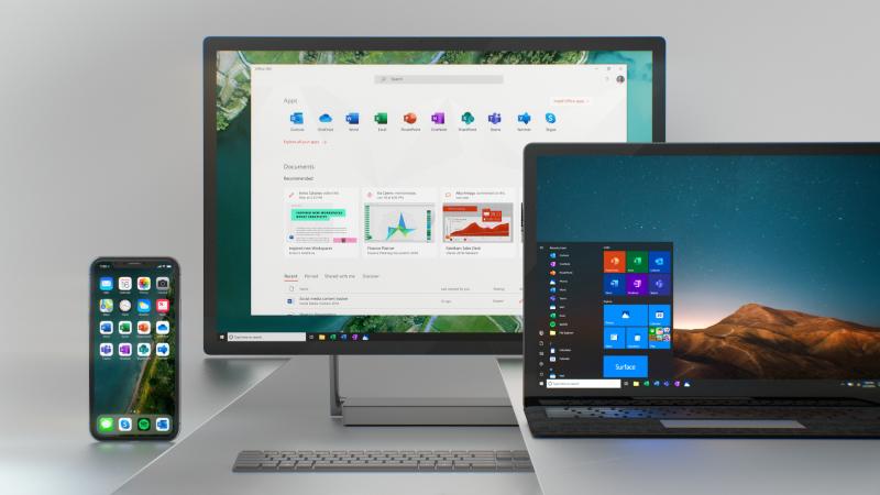 Windows 10 concept nuove icone