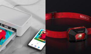 Xiaomi fascia LED e stampante wireless Mijia