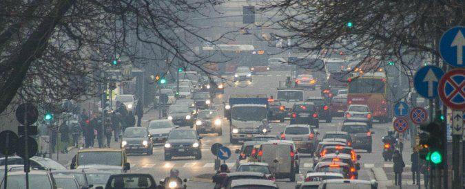 auto diesel Euro 3 e 4 si fermano a Milano