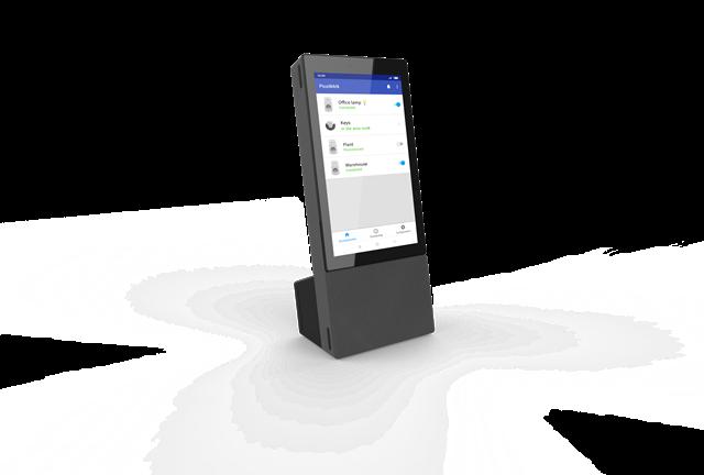 Archos Gate Pro è un pannello di controllo abilitato AI appena presentato al CES 2019 1