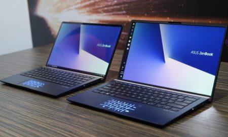 ASUS ZenBook 13 (UX333) e ASUS ZenBook 14 (UX433)