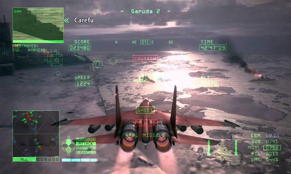 Xbox One retro compatibile con Ace Combat 6: Fires of