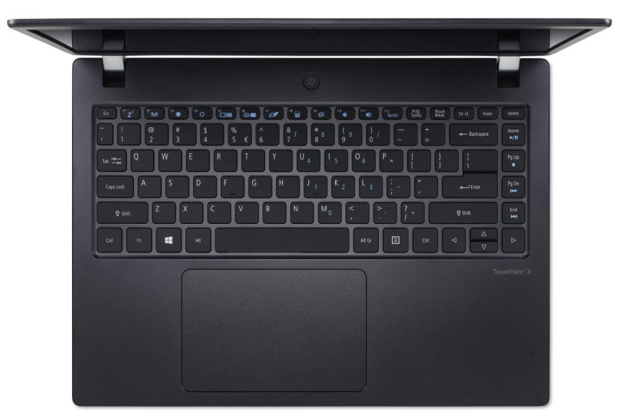 Acer TravelMate X3410 ufficiale con fino a Intel Core i7-8550U, 16 GB di RAM e 512 GB di SSD 1