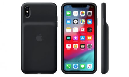 Apple annuncia le Smart Battery Case, con ricarica wireless, per iPhone XS, iPhone XS Max e iPhone XR