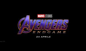 Avengers: Endgame 24 aprile 2019