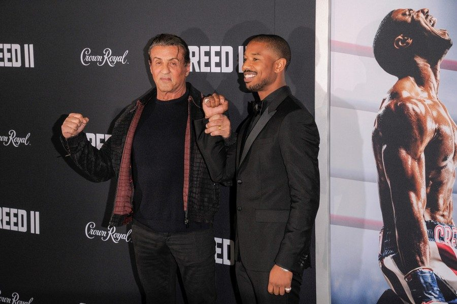 Creed 2 Sylvester Stallone Rocky Balboa