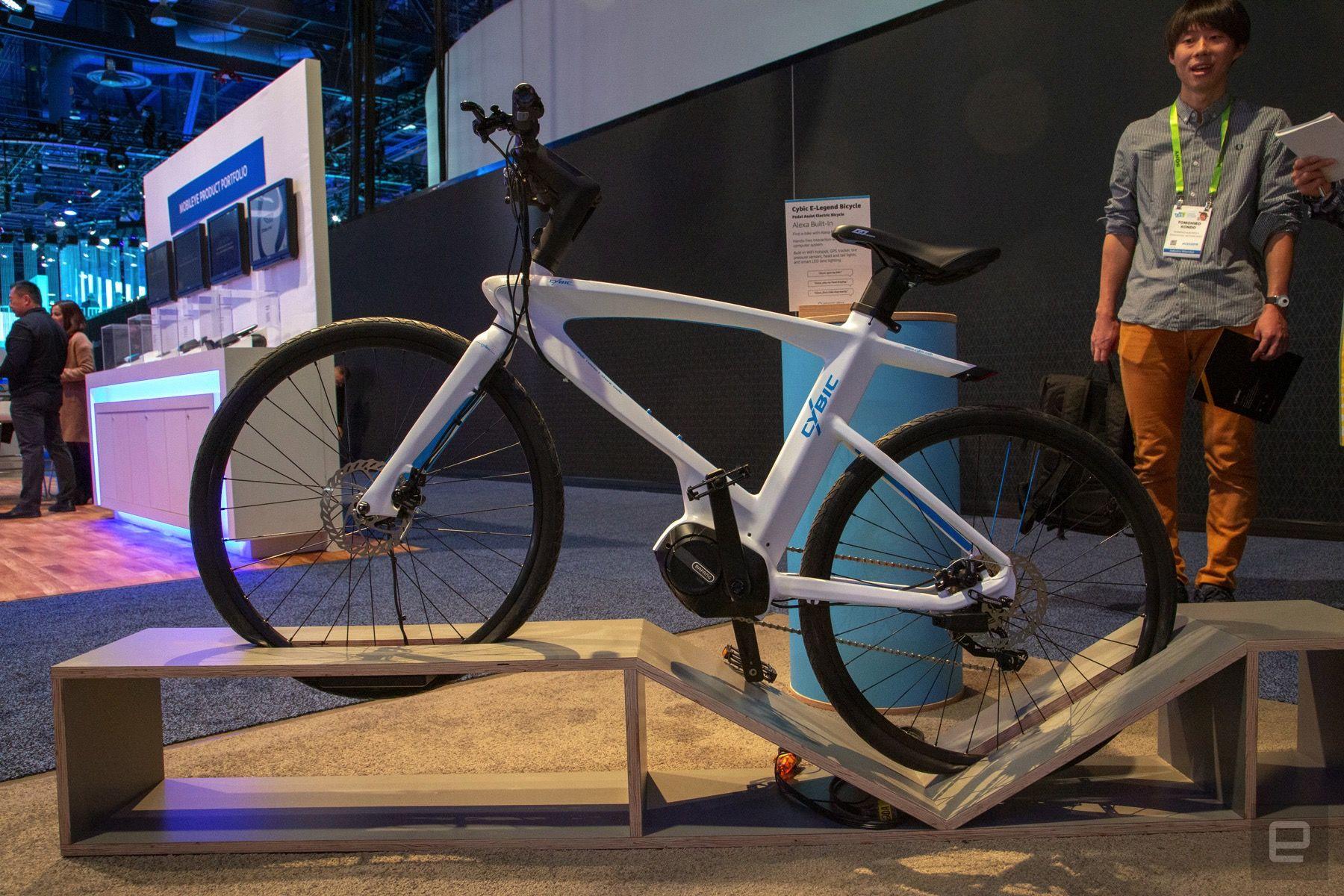 Alexa arriva persino sulle biciclette 1