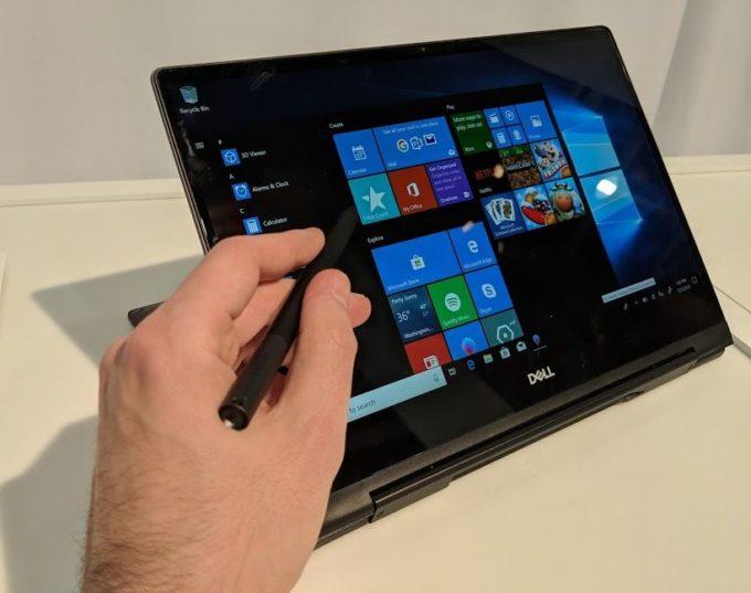 Dell sfodera gli assi da 90 al CES 2019 con laptop ultrasottili, da gaming e con display OLED 1