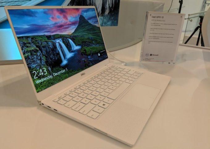 Dell sfodera gli assi da 90 al CES 2019 con laptop ultrasottili, da gaming e con display OLED 2
