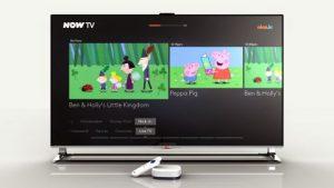 Dispositivi compatibili NOW TV