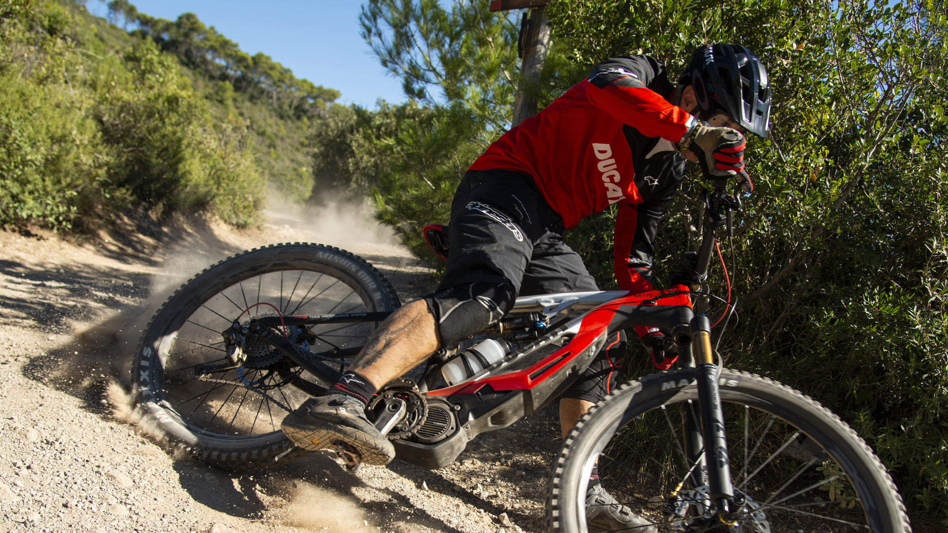Ducati MIG-RR e-bike
