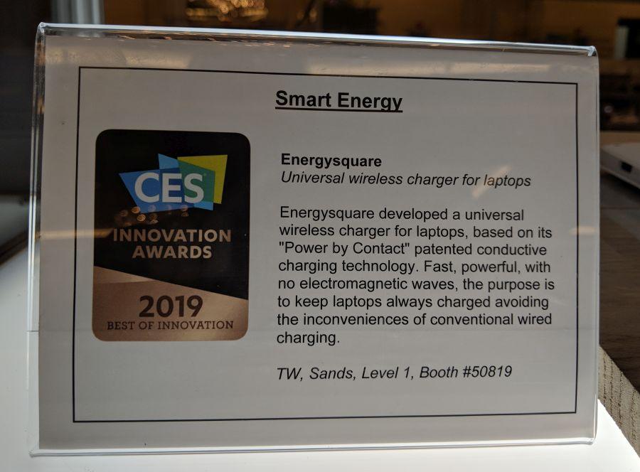 "EnergySquare porta la ricarica wireless ""universale"" sui laptop 2"