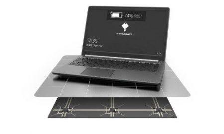 EnergySquare ricarica wireless