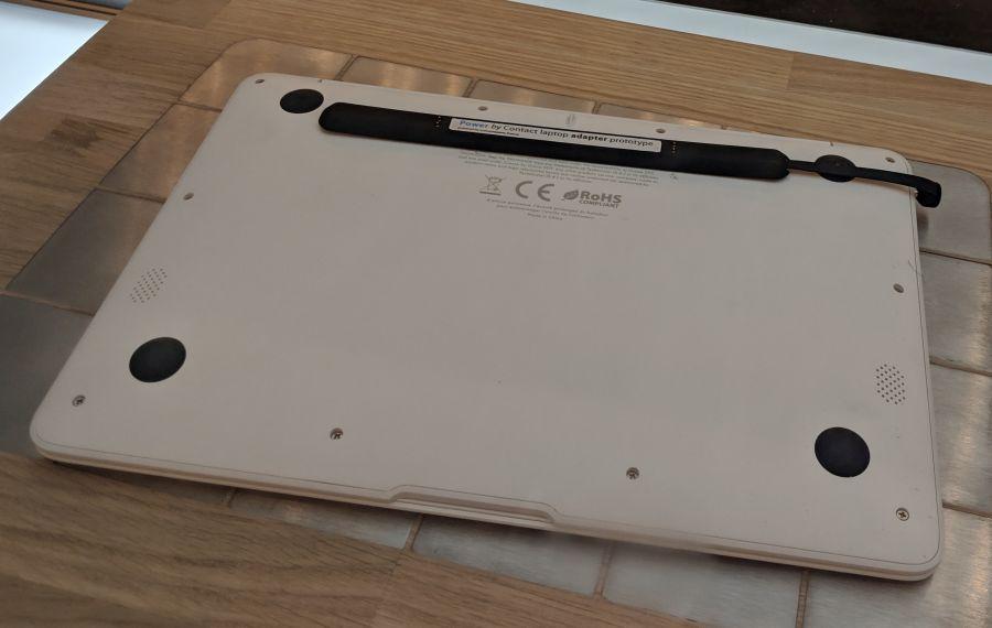 "EnergySquare porta la ricarica wireless ""universale"" sui laptop 1"