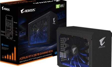 Gigabyte Aorus Gaming Box RTX 2070
