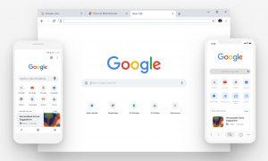 Google Chrome 72