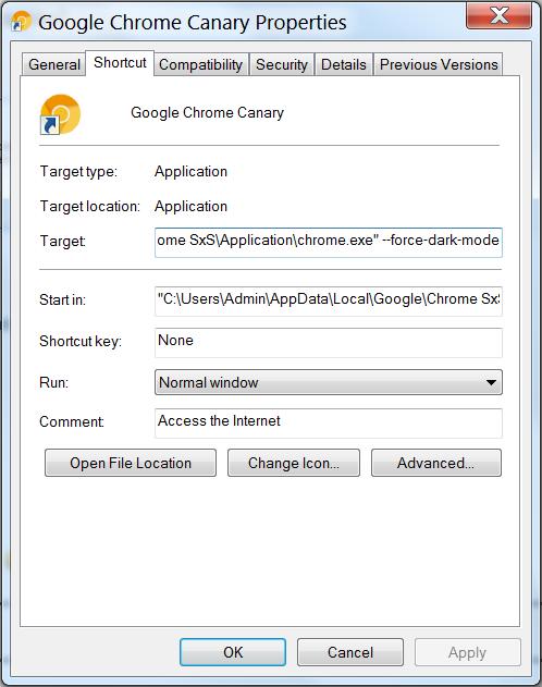 Come abilitare la Dark Mode su Google Chrome per Windows 2