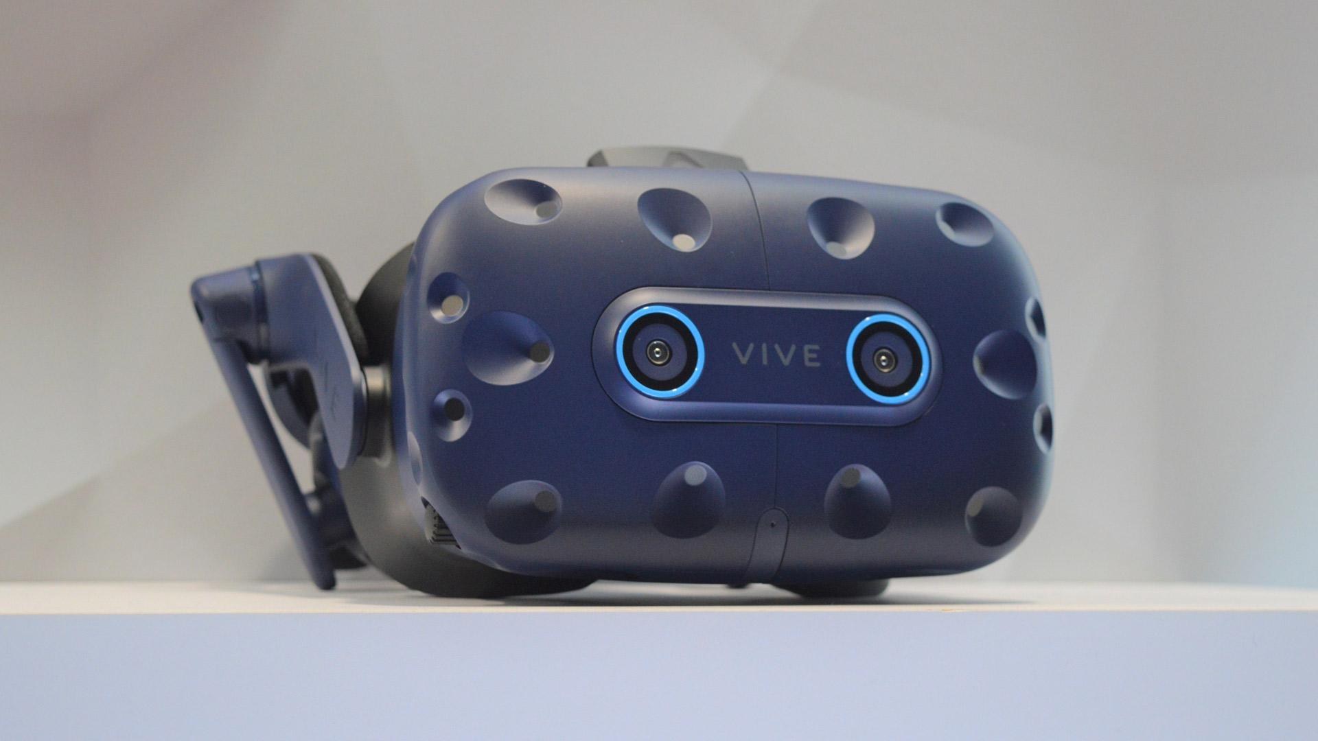 HTCVive Pro Eye CES 2019