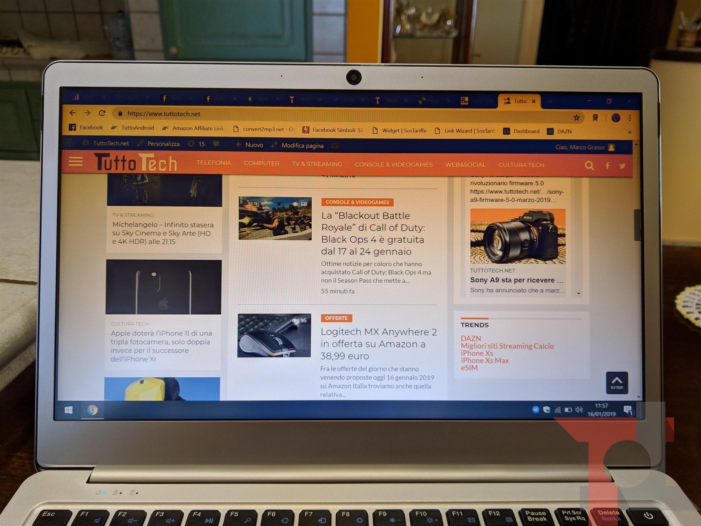 Jumper EZbook 3 Plus è il miglior laptop che potete comprare sotto i 400 euro 4