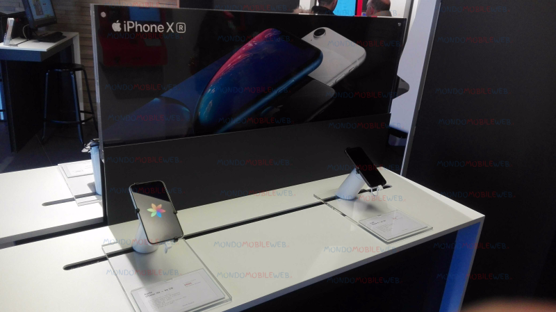 Iliad Store iPhone XR