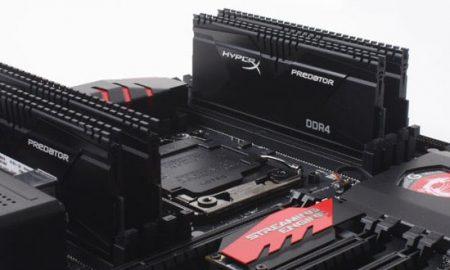 Kingston HyperX Predator DDR4 su MSI MPG Z390I Gaming Edge AC ITX