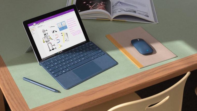 Microsoft Surgace Go LTE
