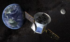 NASA sonda TESS