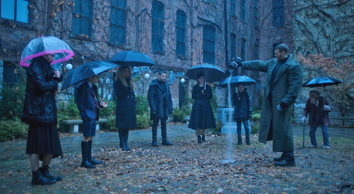 Netflix The Umbrella Academy