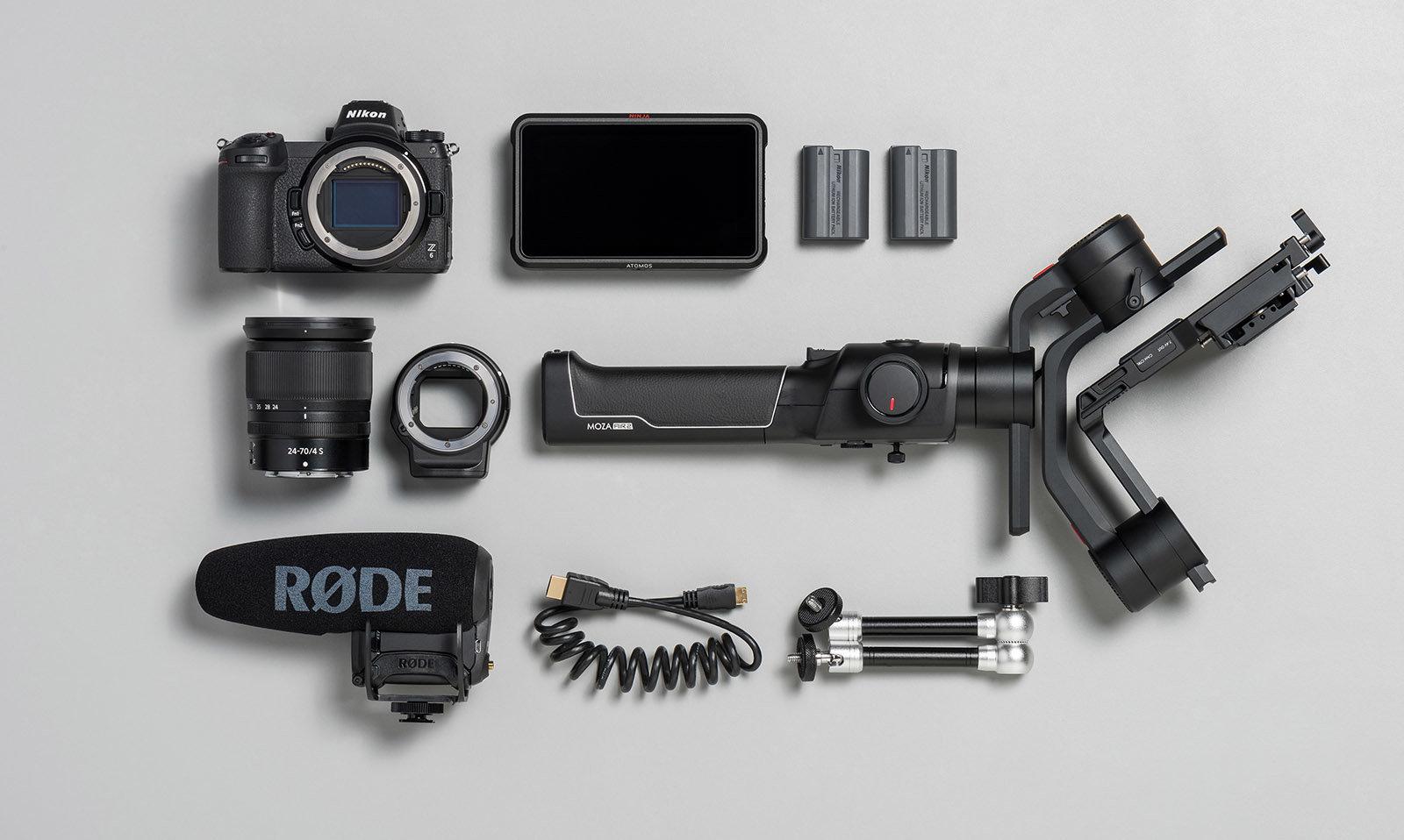 "Nikon Z6 ora disponibile col ""Filmmaker's Kit"" e con obiettivo Nikkor Z 14-30mm 1"