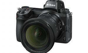 Nikon Z6 obiettivo Nikkor Z 14-30mm