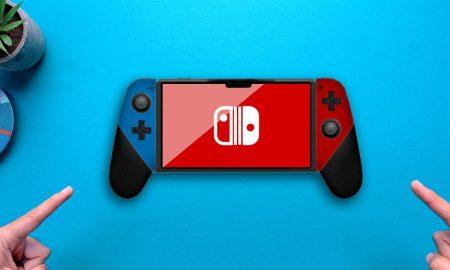 Nintendo Switch 2 concept