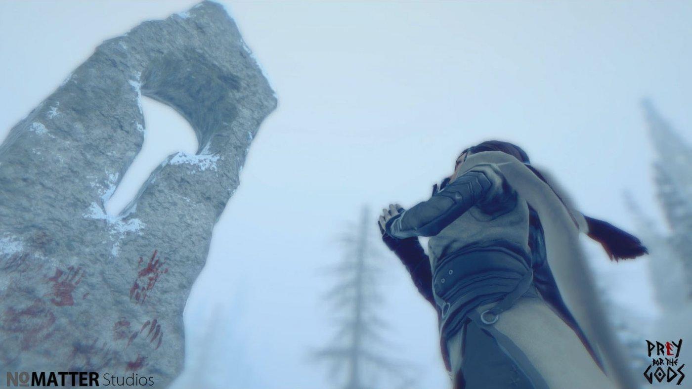Praey for the Gods, il nuovo gioco survival in stile Shadow of the Colossus, in arrivo su PS4, Xbox One e PC nel 2019 1
