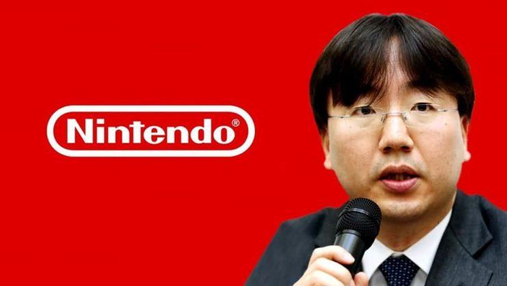 Presidente Nintendo Shuntaro Furukawa