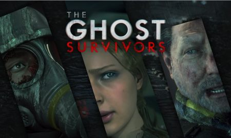 Resident Evil 2 Ghost Survivor