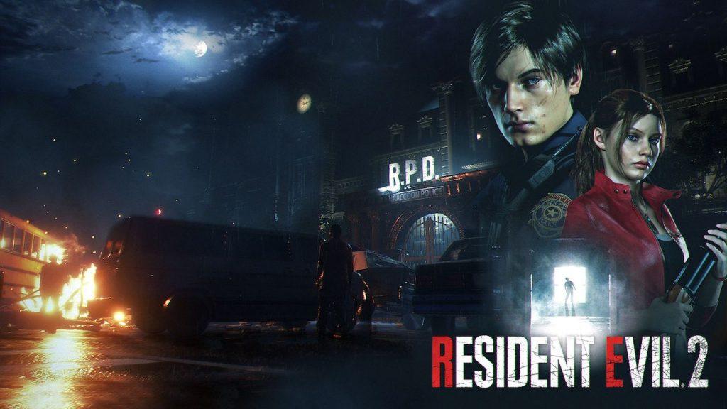 Resident Evil 2 (demo) disponibile al download su PS4, Xbox One e PC