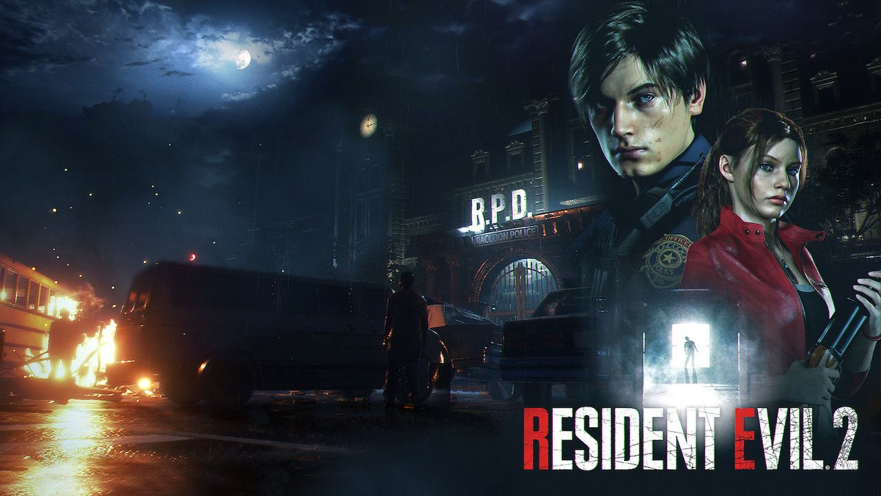 Resident Evil 2 (demo) disponibile al download su PS4, Xbox One e PC
