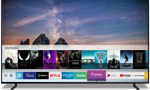 Samsung Smart TV iTunes e AirPlay 2