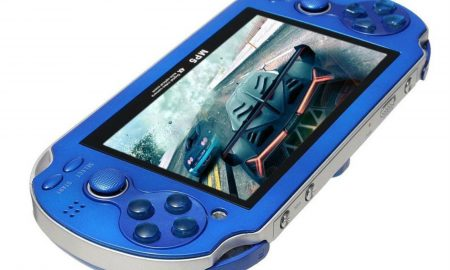 SouljaGame Handheld clone PS Vita