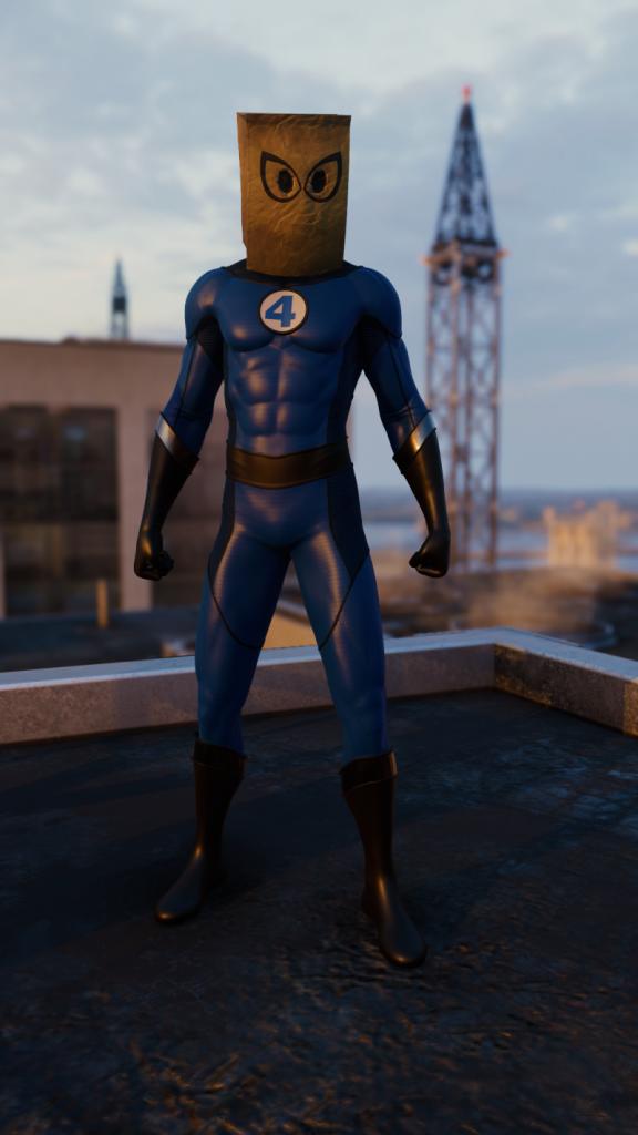 Spider-Man si aggiorna alla versione 1.14 introducendo due costumi omaggio ai Fantastici 4 2