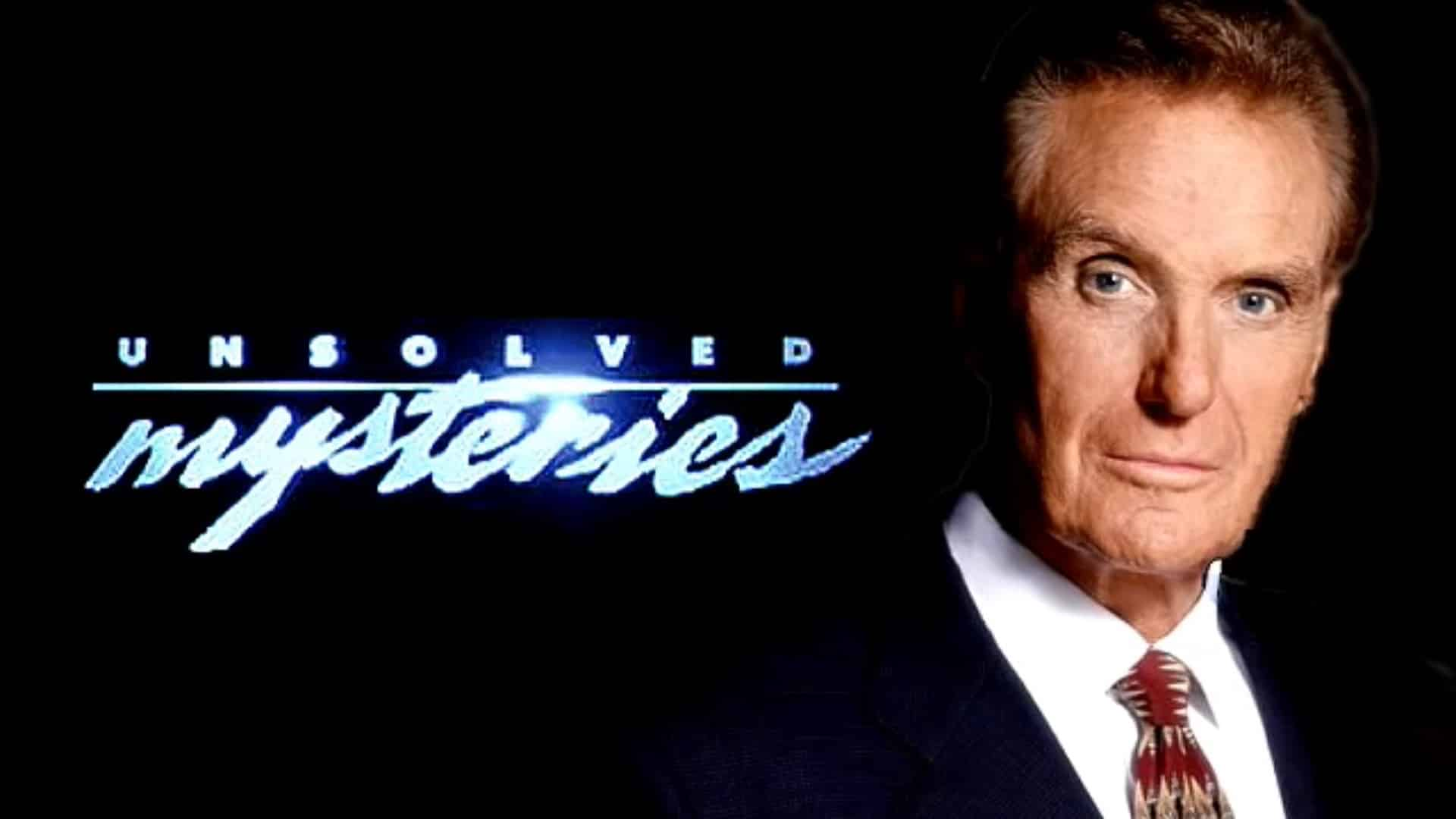Unsolved Mysteries Netflix