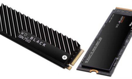 Western Digital SSD serie Black 2° gen