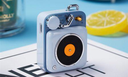 XiaomiElvis Presley B612 Atomic Player blu cielo