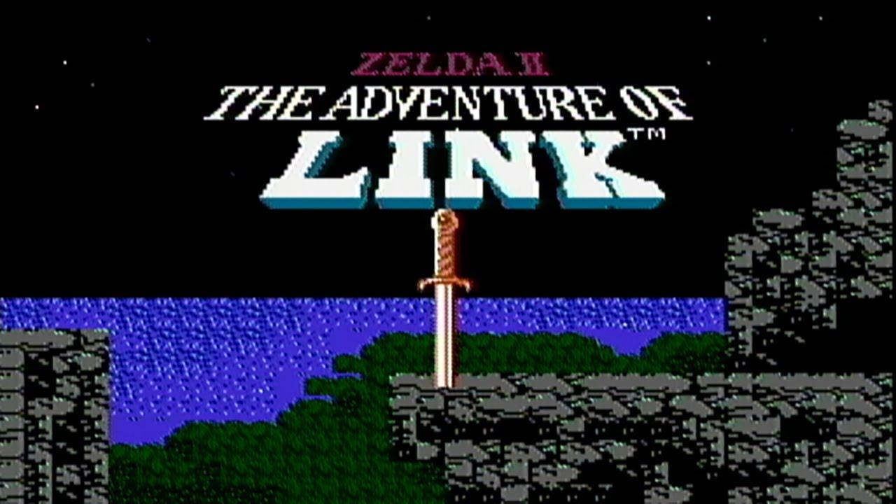 Zelda II- The Adventure of Link