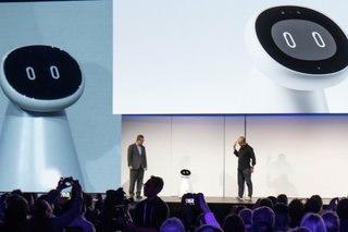 Samsung ha mostrato al CES 2019 una serie di nuovi esoscheletri e robot 1