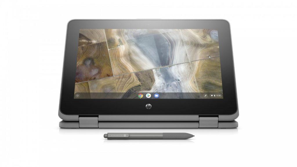HP annuncia due nuovi ChromeBook pensati appositamente per la scuola 1