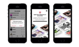 iOS 12.2 dettagli Apple News Magazines