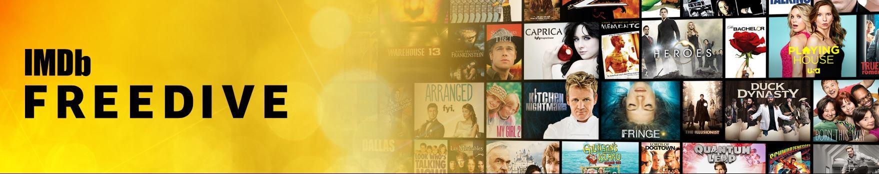 Amazon e IMDb hanno lanciato Freedive, servizio di streaming gratuito per film e serie TV 1
