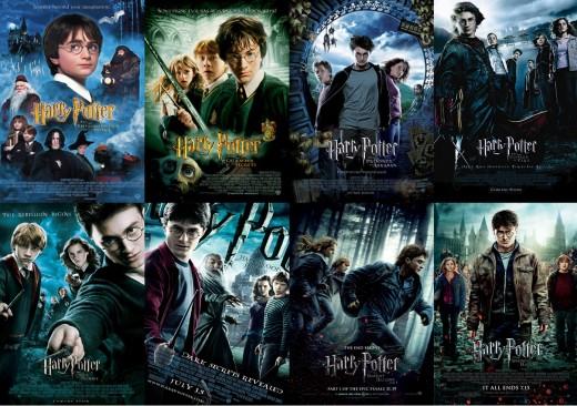 Guida all'universo di Harry Potter: libri, film e il corretto ordine di lettura/visione 2